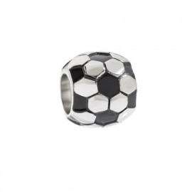 Charm in acciaio SECTOR jewels SAAL15 ACE beads a forma di pallone