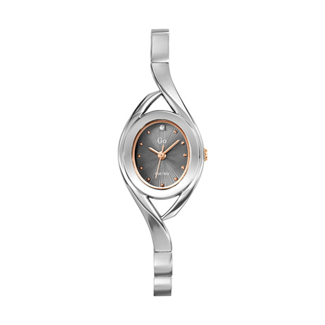 Orologio Donna GIRL-ONLY 694715 Cassa e Cinturino in Acciaio