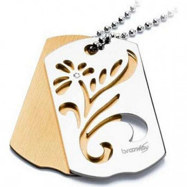 BROSWAY BHR04 Necklace in Steel