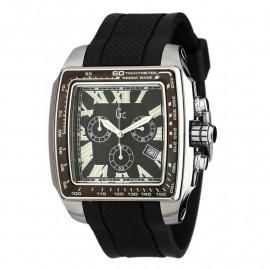 Orologio Uomo GUESS Collection I30007G2 Cassa Acciaio Cinturino Gomma