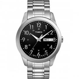Orologio Uomo TIMEX T2M932 Cassa e Cinturino in Acciaio Inox