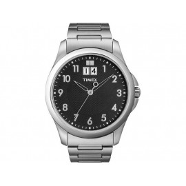 Orologio Uomo TIMEX T2N249 Cassa e Cinturino in Acciaio Inox