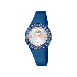 Orologio Donna CALYPSO K5659/5 Cassa e Cinturino Gomma