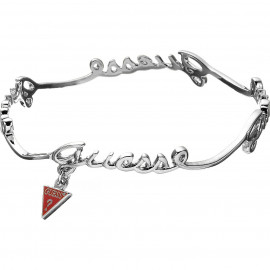 Woman Bracelet GUESS UBB10908 Steel
