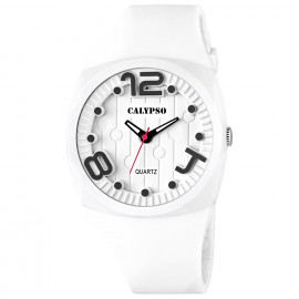 Orologio Bambina CALYPSO K5633/1 Cassa Policarbonato Cinturino Silicone