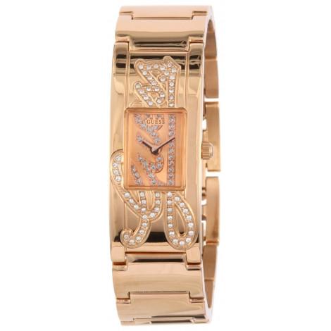 Orologio Donna GUESS W12097L1 Cassa e Cinturino in Acciaio Placcato Oro