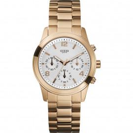 Orologio Crono Unisex GUESS W16571L1 Cassa e Cinturino in Acciaio Inox