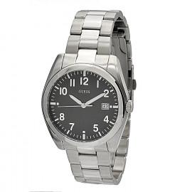 GUESS W85082G2 Men's Watches Stainless Steel Case and Strap