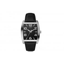 Women's Watch GUESS W75051G1 Steel Case Leather Strap