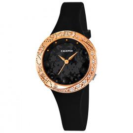 BAmbina watch CALYPSO K5641 / 6 Polycarbonate case Rubber strap