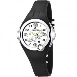 CALYPSO K5562 / 6 Child Watch Polycarbonate Case Rubber Strap