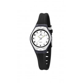 Children's Watch CALYPSO K5163 / J Polycarbonate Case Rubber Strap
