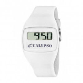 Children's Watch CALYPSO K5578 / 1 Polycarbonate Case Rubber Strap