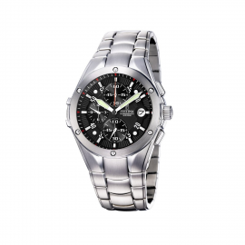 Men's Watch FESTINA F6798 / 6 Chest and Stainless Steel Watch, Chronograph