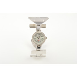 Ladies' Watch OIW T1995 Steel Case and Fish Style Strap