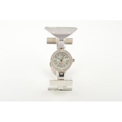 Orologio Donna O.I.W. T1995 Cassa Acciaio e Cinturino stile Lisca di Pesce