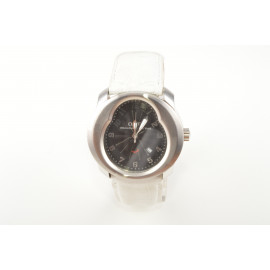 Women's Watch OIW HOTTO-TIME Steel Case Leather Strap