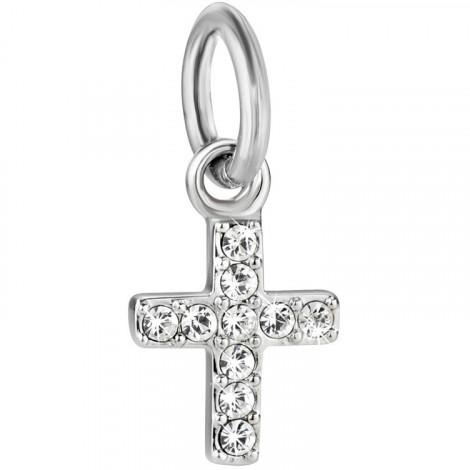 Charm in acciaio donna MORELLATO SCZ700 DROPS a forma di croce