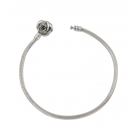 Bracciale per Charms AMORE&BACI 66004 Rose Clip Argento 925