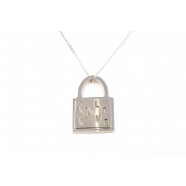 Stainless Steel Necklace ONAIS V2682 Pendant Shape Padlock