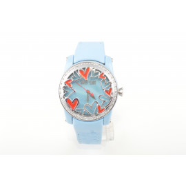 Woman Watch SWEET YEARS SY.6335LS / 06 Polycarbonate Case Leather Strap