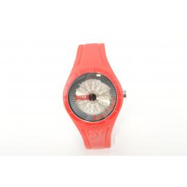 Orologio Donna SWEET YEARS SY.6332L/01 Cassa Policarbonato Cinturino in Gomma