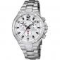 Orologio Uomo LOTUS 10122/1Cronografo  Cassa e Cinturino in Acciaio