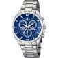 Orologio Uomo LOTUS 10123/2 Cronografo Cassa e Cinturino in Acciaio