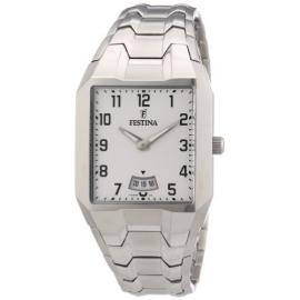 Men's Watch FESTINA F16368 / 5 Steel Case and Strap