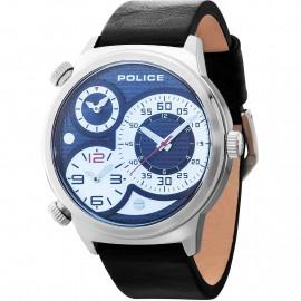POLICE Orologio Multifunzione Uomo w.r. 5 atm  tripletimeR1451258001