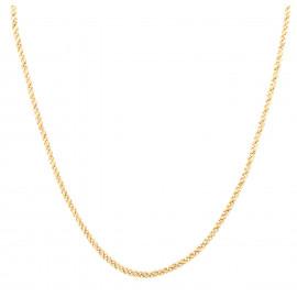 Collana donna oro giallo peso 8,40 gr  G691