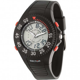 WATCH SECTOR CRONOGRAPH MAN, DUAL TIME - R3251172040
