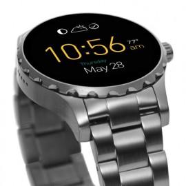 Fossil Orologio Q Marshal Touchscreen Black Acciaio Smartwatch Ftw2108