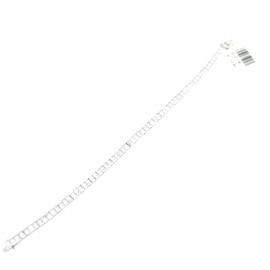 Bracciale Donna Oro Bianco 18Kt modello tennis peso 12,80 gr S12119