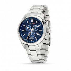 WATCH SECTOR CHRONOGRAPH 180 - R3273690009 - BLUE STEEL