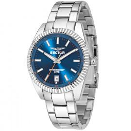 Orologio uomo Sector R3253476002 - acciaio solo tempo