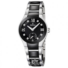 WATCH Woman CERAMIC FESTINA - F16588 / 3 - Black