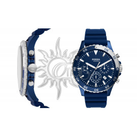 Fossil Men's Chronograph Watch CH3054 BLUE