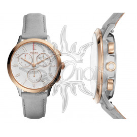 Orologio Donna Fossil Solo Tempo CH3071 - Pelle grigio