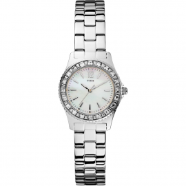 Women's Watch GUESS W0025L1 Steel Case and Strap