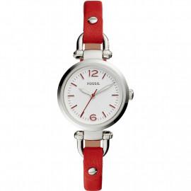 Orologio Donna Fossil  Solo Tempo ES4119 - Pelle Rosso