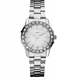 Women's Watch GUESS W0018L1 Steel Case and Strap