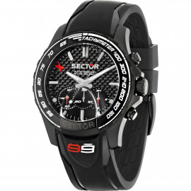 Sector Men's Chronograph Watch Sector S-99 JORGE LORENZO R3271677001