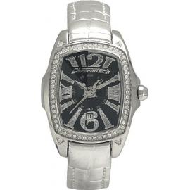 Orologio Donna CHRONOTECH CT.7948LS/04 Cassa in Acciaio e Cinturino in Pelle