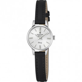 Women's Festina Watch F20260 / 1 Extra Leather Strap