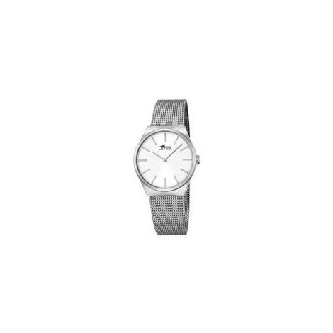 Orologio Donna Lotus 18288/1 in acciaio inox argento acciaio