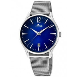 Men's Lotus Watch 18405/3 Steel Blue Dial
