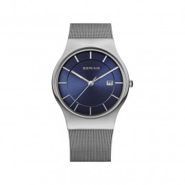 Men's Watch BERING 11938-003 Classic Blue Quadrant Collection