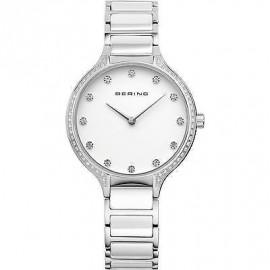 Orologio donna BERING 30434-754 cinturino in acciaio e Ceramica