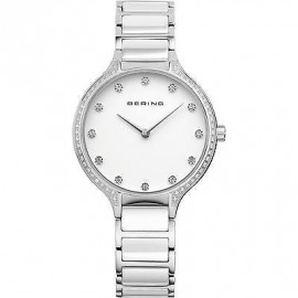 Women's Watch BERING 30434-754 Steel and Ceramic Belt